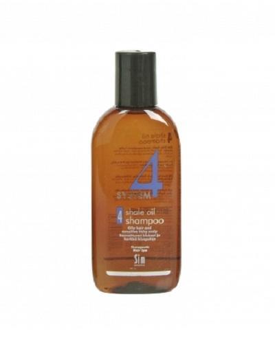 Шампунь 4 для очень жирной, чувствительной и раздраженной кожи головы 100 мл (Sim Sensitive, System 4) system 4 терапевтический шампунь 4 215 мл для жирной и чувствительной кожи
