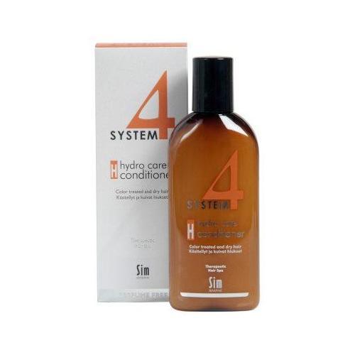 Бальзам терапевтический H для сухих и повреждённых окрашиванием волос 100 мл (Sim Sensitive, System 4) волосы плохо растут и выпадают