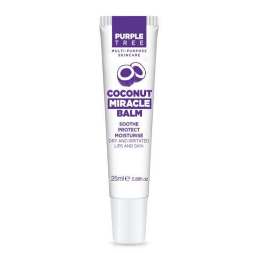 Purple Tree Бальзам для губ и кожи Miracle Кокос 25 мл (Miracle Balms)