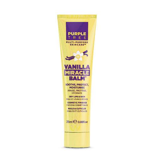 Бальзам для губ и кожи Miracle Ваниль 25 мл (Purple Tree, Miracle Balms) бальзам для губ и кожи miracle грейпфрут 25 мл purple tree miracle balms
