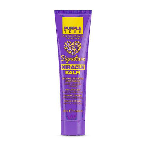 Бальзам для губ и кожи Miracle Фиалковое дерево 25 мл (Purple Tree, Miracle Balms) бальзам для губ purple tree pomegranate miracle balm объем 25 мл
