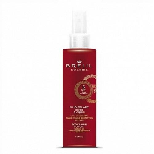 Купить Brelil Professional Защитое масло для волос и тела 150 мл (Brelil Professional, Biotraitement), Италия