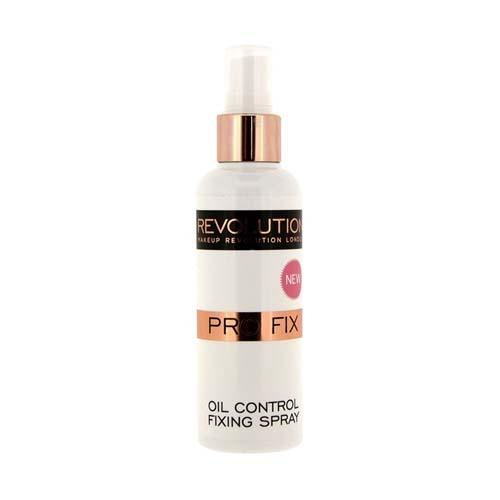 Спрей для фиксации макияжа Pro Fix Oil Control Makeup Fixing Spray, 100 мл (Makeup Revolution, Лицо) oil revolution