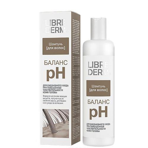 Librederm Шампунь pH-Баланс 250 мл (Шампуни)