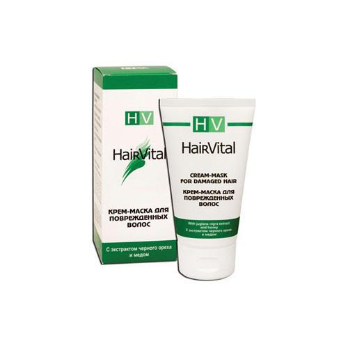 Hair Vital Крем-маска для повреждённых волос 150 мл (Hair Vital, Для сухих волос)