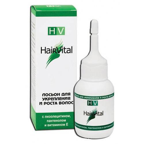 Лосьон для укрепления и роста волос 50 мл (Hair Vital, Для укрепления и роста волос) куркума от роста волос