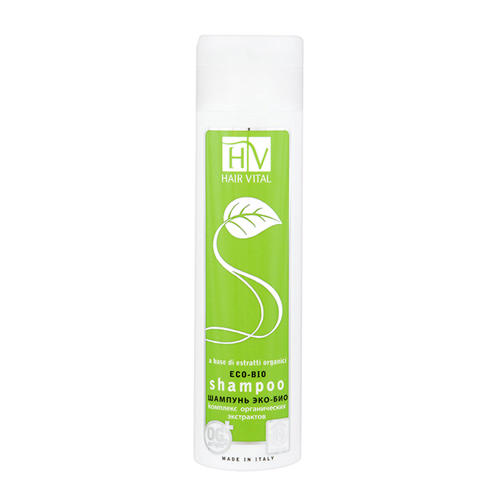 Hair Vital Эко-био шампунь 250 мл (Нежный уход)