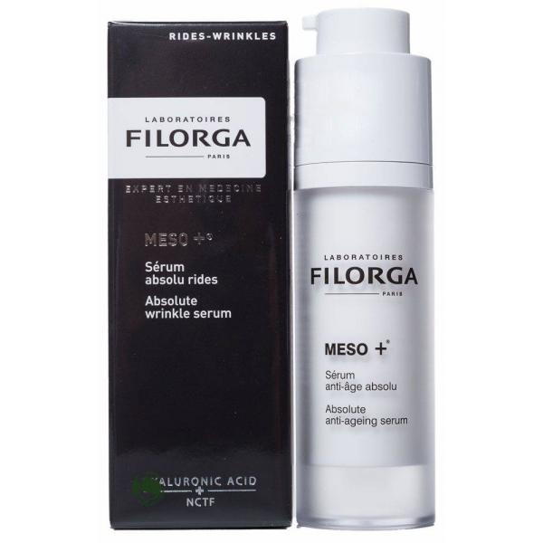 Мезо сыворотка против старения 30 мл (Filorga, Meso) filorga филорга сыворотка для упругости кожи скин структура 30 мл