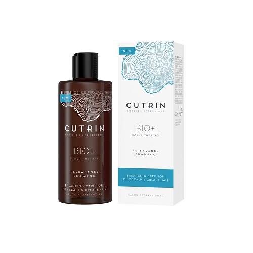 Фото - Cutrin Шампунь для жирной кожи головы 250 мл (Cutrin, BIO+) cutrin шампунь для жирной кожи головы 250 мл cutrin bio