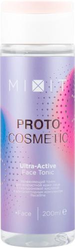 Купить Mixit Увлажняющий тоник Proto Cosmetic для возрастной кожи лица, 200 мл (Mixit, Для лица), Россия