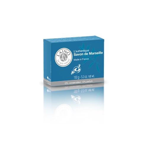 Традиционное Марсельское мыло, 150 г (Laino, Hygiene Tradition) косметика для мамы la cigale мыло марсельское мед 4 шт по 100 г