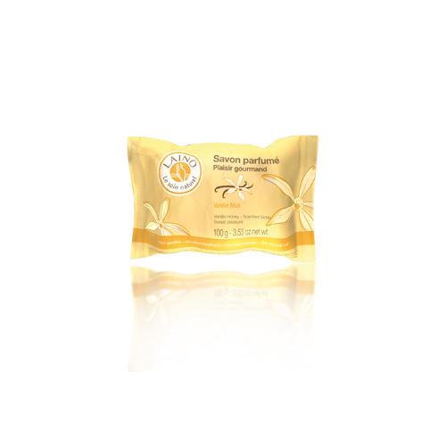 Лаино, Мыло Ваниль и мёд, 100 г (Laino, Soins Parfumes)