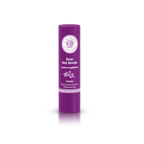 Laino Бальзам-стик для губ Чёрная смородина, 4 г (Soins Parfumes)