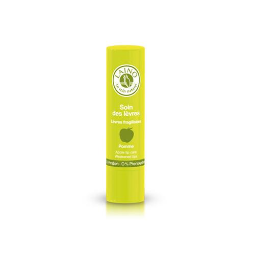 Laino Бальзам-стик для губ Яблоко, 4 г (Soins Parfumes)