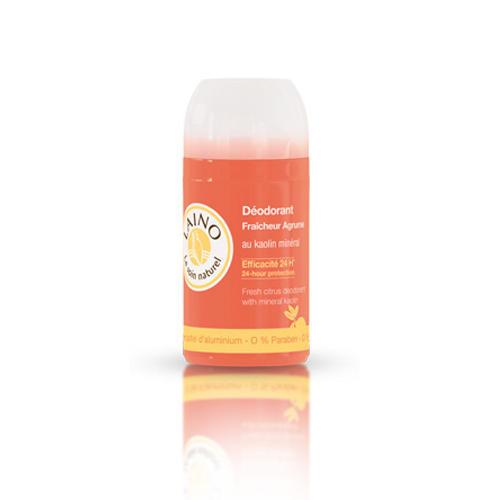Laino Дезодорант Цитрус с каолином, 50 мл (Soins Parfumes)