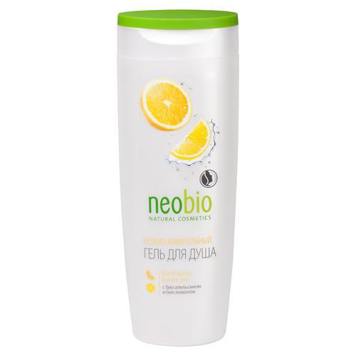Гель для душа Жизненная сила 250 мл (Neobio, Для тела) бальзамический крем papadimitriou с апельсином и лимоном 250 мл