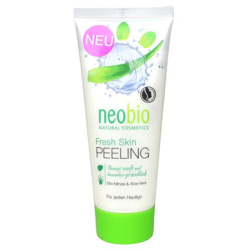 Средство для пилинга  Фреш скин  100 мл (Очищающие средства) - Пилинг - обновление кожи