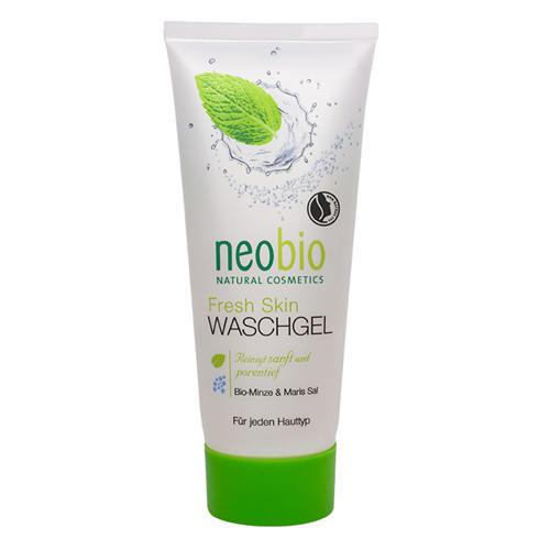 Очищающий гель Fresh skin 100 мл (Neobio, Очищающие средства) очищающий гель с морской солью pedicure bath gel aravia professional 300 мл