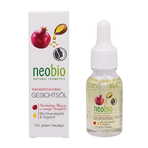 Насыщенное масло для лица 15 мл (Neobio, Уход за лицом)