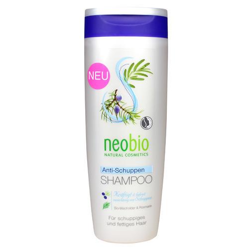 Шампунь против перхоти 250 мл (Neobio, Для волос) косметика для мамы neobio шампунь объем 250 мл