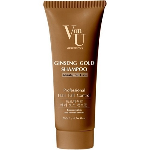 RICHENNA Шампунь для волос с экстрактом золотого женьшеня 200 мл (RICHENNA, GINSENG)