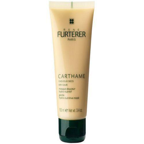 Маска увлажняющая питательная 100 мл (Rene Furterer, Carthame) rene набор для окрашенных волос furterer okara шампунь 200 мл маска 30 мл