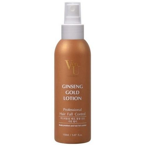RICHENNA Лосьон для роста волос с экстрактом золотого женьшеня  150 мл (RICHENNA, GINSENG)