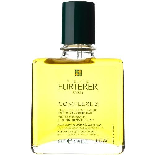 Complex 5 концентрат стимулирующих эфирных масел 50 мл (Rene Furterer, Complex 5) уход за волосами rene furterer