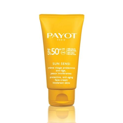 Защитный антивозрастной крем для лица и чувительных зон spf50 Sun Sensi 50 мл (Payot, Sun Sensi)