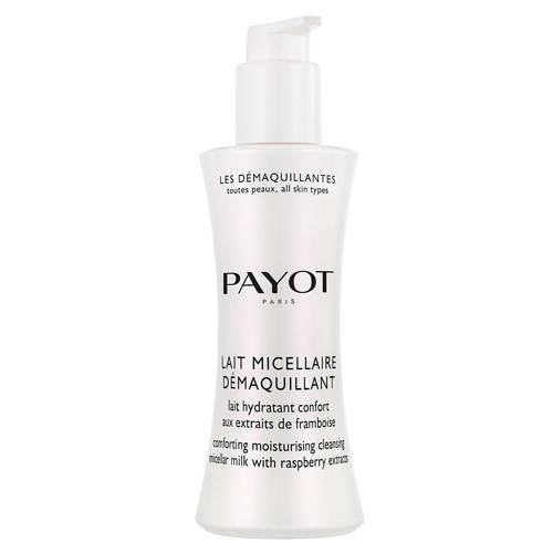 Молочко очищающее мицеллярное для всех типов кожи 200 мл (Payot, Demaquillant) молочко мицеллярное для лица lierac lait micellaire 200 мл