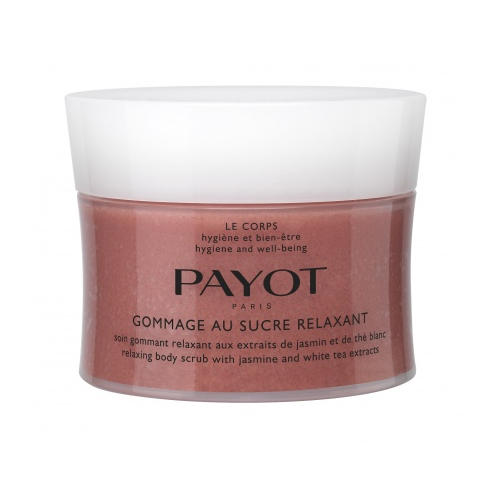 Payot Скраб для душа с экстрактом жасмина и белого чая 200 мл (Le corps)
