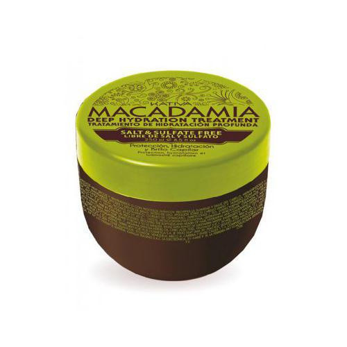 Kativa Интенсивно увлажняющий уход для волос 500 мл (Macadamia)
