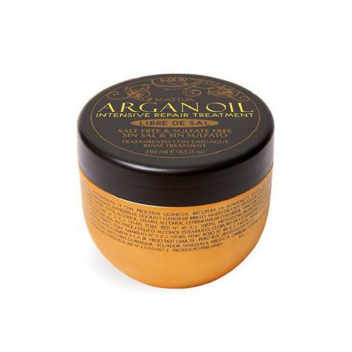 Kativa Интенсивный восстанавливающий увлажняющий уход для волос с маслом арганы 250 г (Argana)