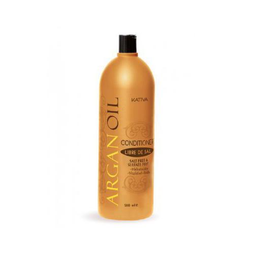 Купить Kativa Увлажняющий кондиционер для волос с маслом арганы 500 мл (Kativa, Argana), Перу