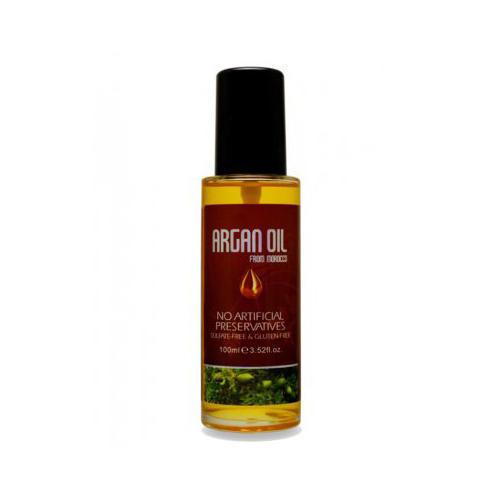 Масло арганы для волос 100 мл (Kativa, Morocco Argan Oil)