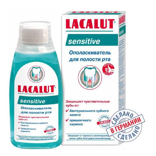 Ополаскиватель Сенситив 300 мл (Ополаскиватели) от Pharmacosmetica