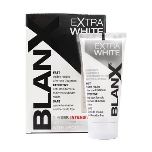 Extra White Зубная паста ПроИнтенсивно отбеливающая (Blanx, Зубные пасты Blanx)