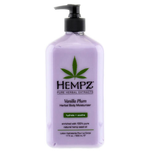 Hempz Молочко для тела увлажняющее слива и ваниль 500 мл ()