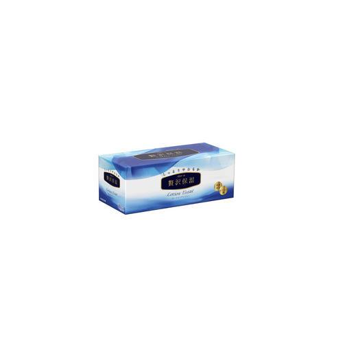 Elleair Салфетки бумажные в коробке Lotion Tissue, 200 шт (Elleair, Lotion Tissue)