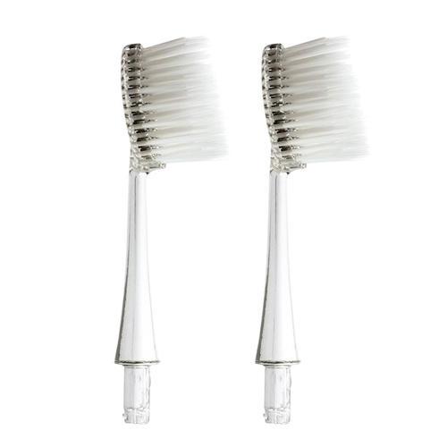 Replacement Head 2 pack Две сменные насадки для зубных щеток, средняя (Radius, Scuba) аксессуары для зубных щеток wx 2251 2 сменные насадки для зубной щетки