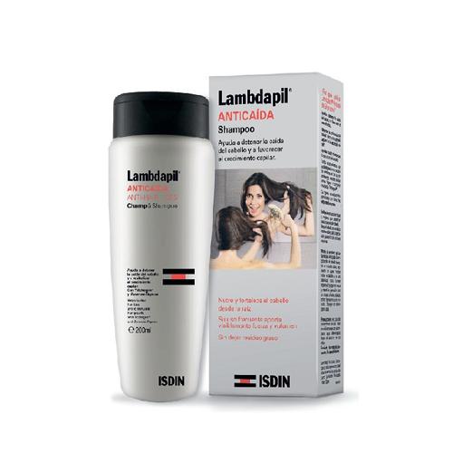 Isdin Шампунь против выпадения волос 200 мл (Isdin, Anti hair loss) ducray неоптид лосьон от выпадения волос для мужчин 100 мл