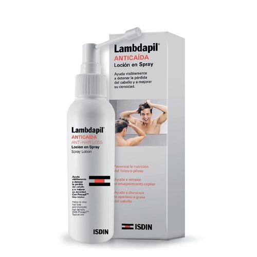 Купить ISDIN Лосьон - спрей против выпадения волос 125 мл (ISDIN, Anti hair loss)