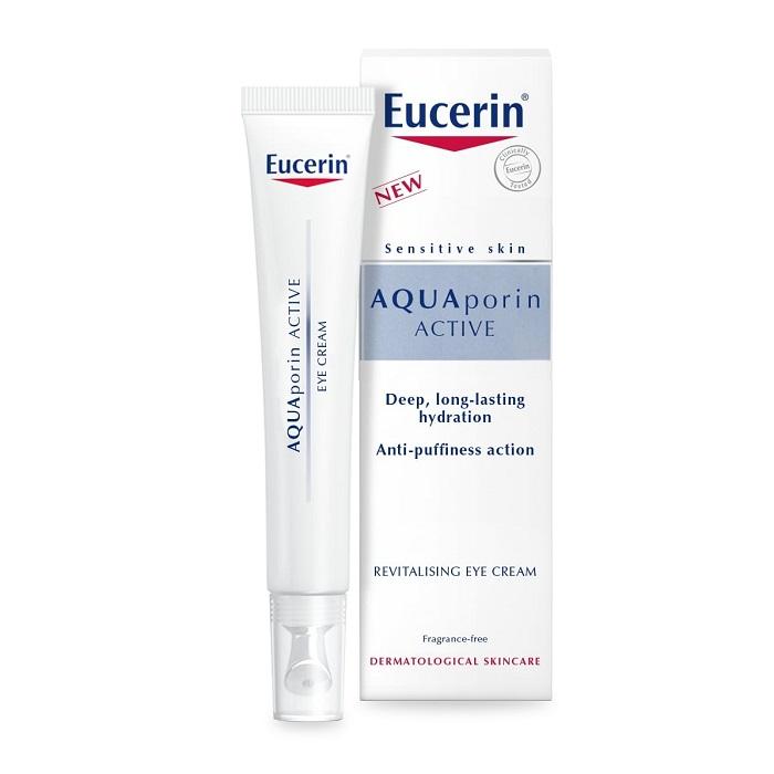Eucerin Интенсивно увлажняющий  крем для кожи вокруг глаз 15 мл (Eucerin, )
