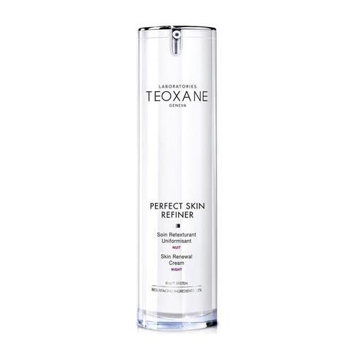 Perfect Skin Refiner 10 AHA Ночной обновляющий крем 50 мл (Teosyal, Teoxane) eldan ана обновляющий крем 6% для зрелой кожи лица 50 мл