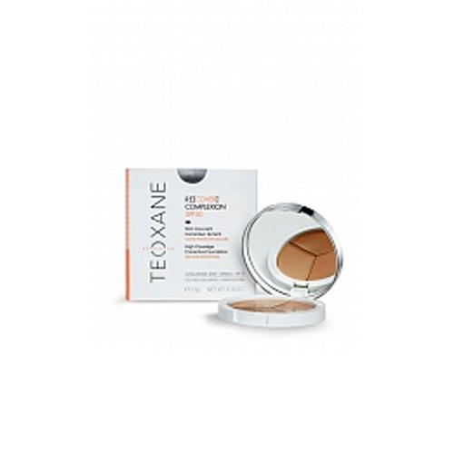 Teosyal Корректирующая тональная крем-пудра Recover complexion SPF50 (Teoxane)