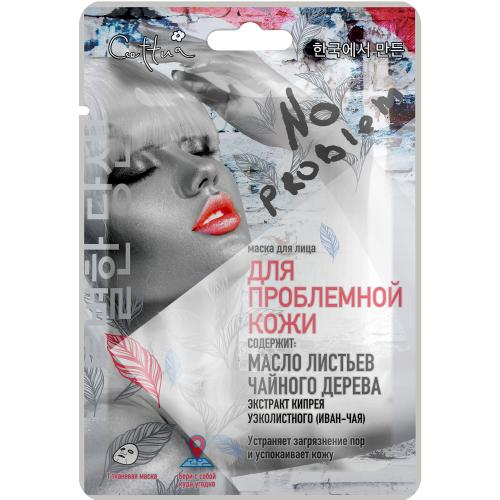 Купить Cettua Маска для проблемной кожи, 1 шт (Cettua, Для лица), Южная Корея