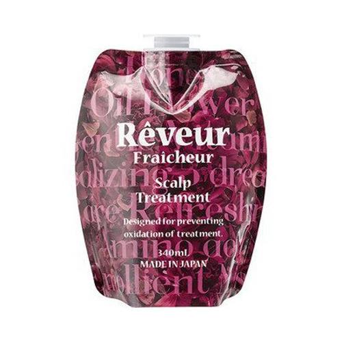 Reveur Fraicheur Scalp Запасной блок Живой Бессиликоновый кондиционер для ухода за кожей головы (Reveur, Reveur Fraicheur) шампунь reveur rich repair
