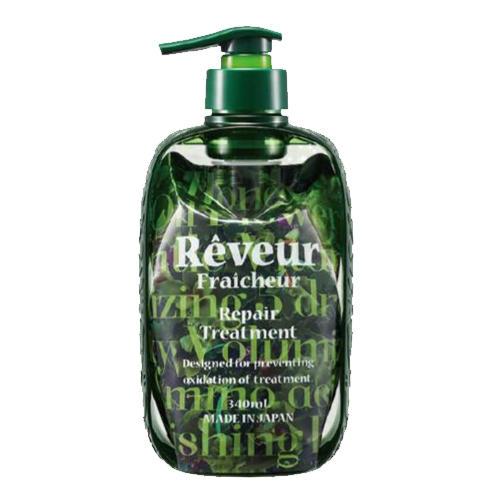 Reveur Fraicheur Repair Живой Кондиционер для восстановления поврежденных волос 340 мл (Reveur, Reveur Fraicheur) шампунь reveur rich repair