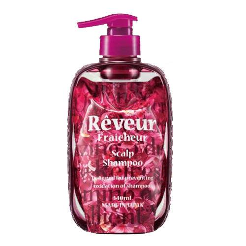Reveur Fraicheur Scalp Живой Бессиликоновый шампунь для ухода за кожей головы 340 мл (Reveur, Reveur Fraicheur) шампунь reveur rich repair