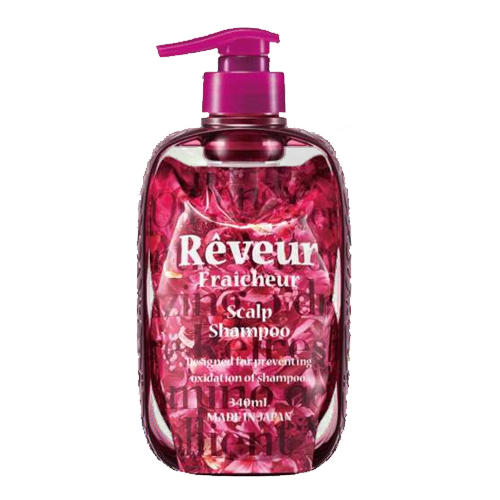 Reveur Fraicheur Scalp «Живой» Бессиликоновый шампунь для ухода за кожей головы 340 мл (Reveur Fraicheur) от Pharmacosmetica